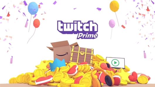 Amazon prime twitch